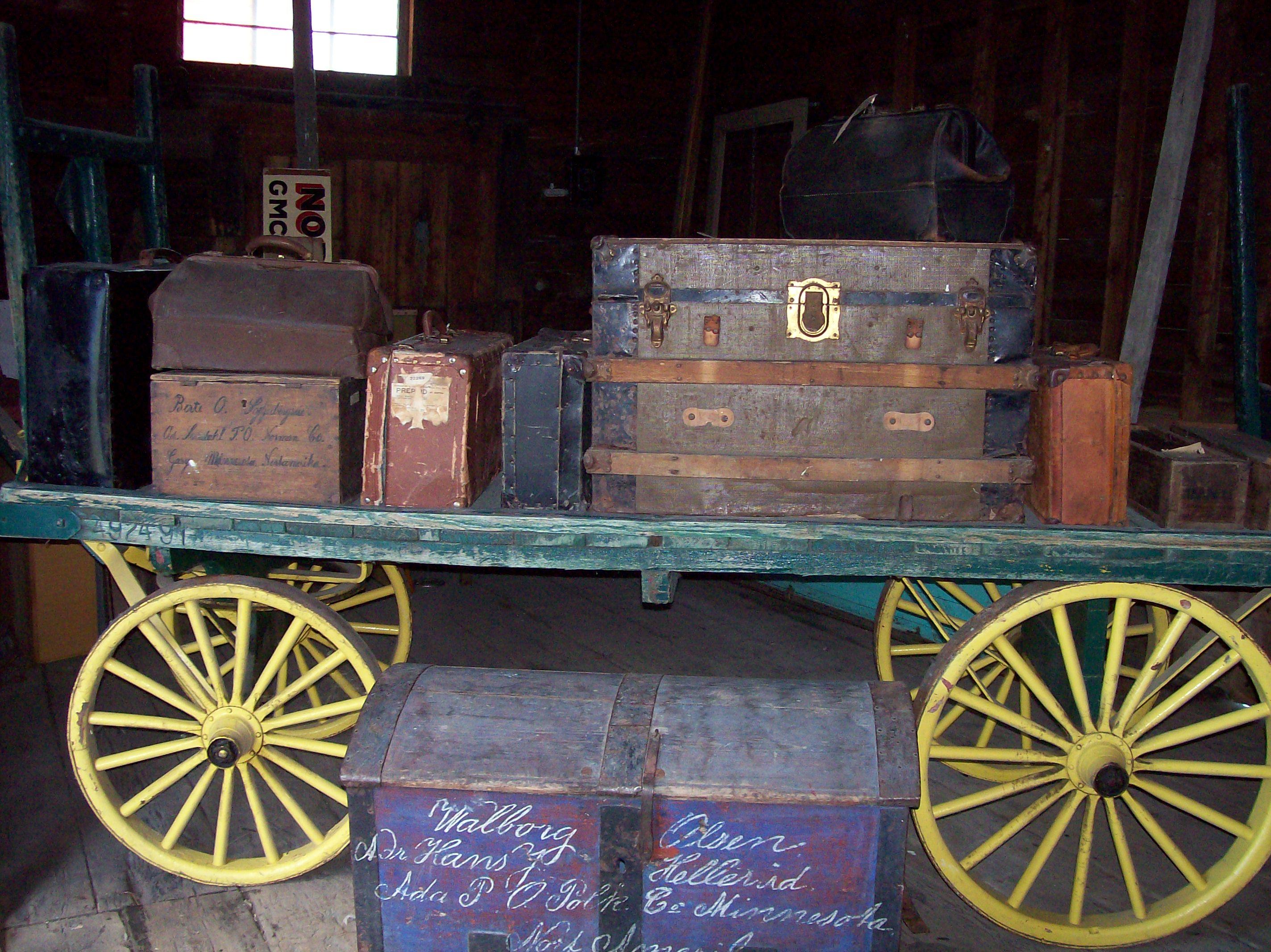 Depot Wagon